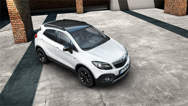 Opel Mokka - Black Roof Edition