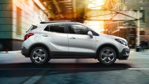 Новый Opel Mokka — Ваш стильный спутник