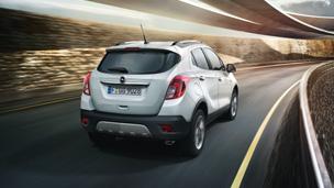 Новый Opel Mokka — динамические характеристики