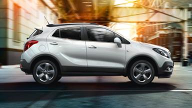 Yeni Opel Mokka – Akıllı Dört Çeker