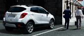 Opel Mokka - Vues extérieures