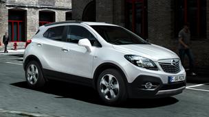 Opel Mokka – Сравнить комплектации
