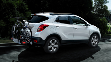 New Opel Mokka - FlexFix® Rear Carrier System