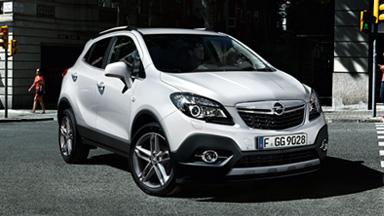 Новый Opel Mokka — дизайн внешнего вида