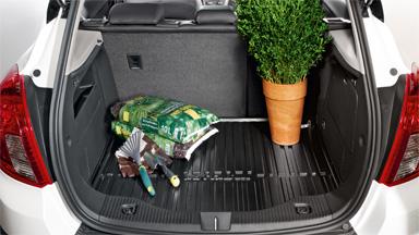 Opel Mokka - Prtljažni prostor