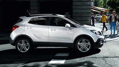 Opel Mokka - Pogon na sve kotače