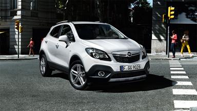 Opel Mokka - Derinlemesine güvenlik