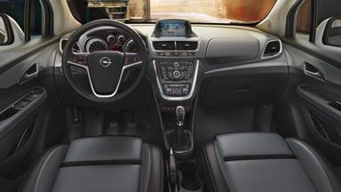 Новый Opel Mokka — дизайн