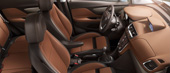 Opel Mokka - Изглед отвътре