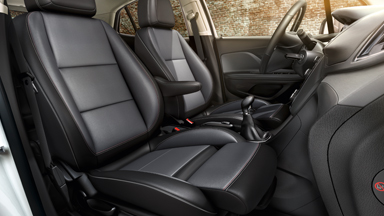New Opel Mokka - Ergonomic Sport Seats (AGR)