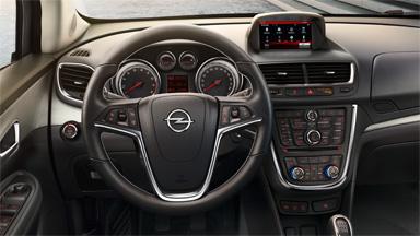 Opel Mokka - Grijani upravljač