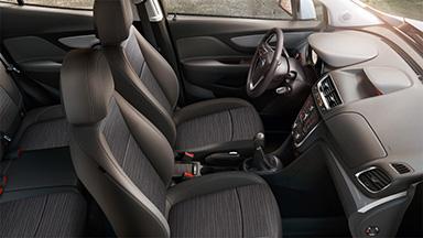 Opel Mokka – drive! Dizajn unutrašnjosti