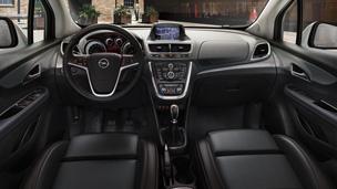 Opel Mokka intérieur design modèle Edition