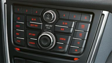 Yeni Opel Mokka - NAVI 950 Avrupa