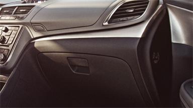 Opel Mokka – Saklama Alanları
