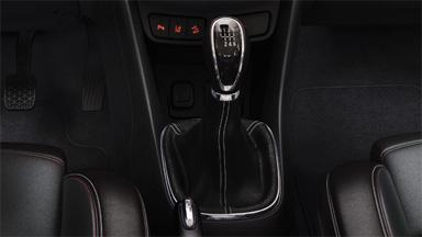 Opel Mokka détail Châssis et transmission