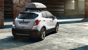 Yeni Opel Mokka – Tavan Taşıyıcı ve Sabitleme Sistemi