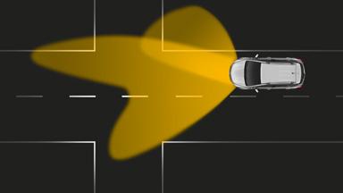 Yeni Opel Mokka – Sürüşe Duyarlı Ön Farlar (AFL+)