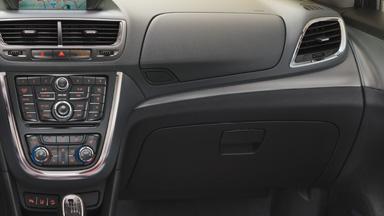 Opel Mokka – място за съхранение на дреболии