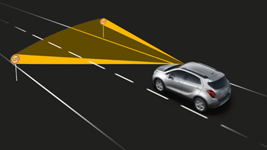 New Opel Mokka - Cruise Control with Speed Limiter