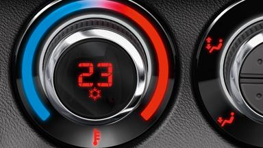 Opel ADAM intérieur climatisation électronique (ECC)