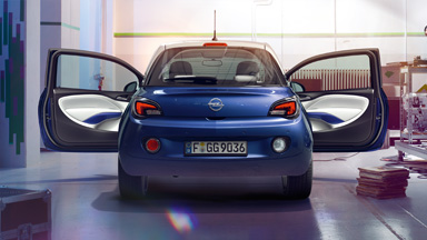 New Opel ADAM - Exterior Design