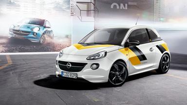 Opel ADAM - Opel Motorsport