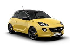 Opel ADAM - Opel ADAM SLAM Dış Görünüm