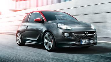 Opel ADAM S Carbone extérieur design