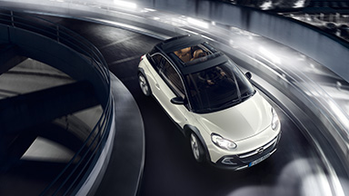 Opel ADAM ROCKS - Design