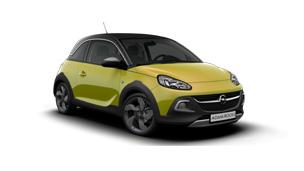 Opel ADAM ROCKS – Stylistyka nadwozia