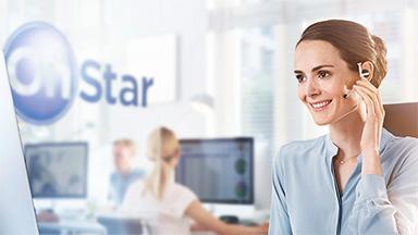 Opel OnStar - Ihr persönlicher Vernetzungs- und Service-Assistent.