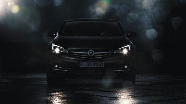 Yeni Opel Cascada – Geliştirilmiş Sürüşe Duyarlı Ön Farlar (AFL+)