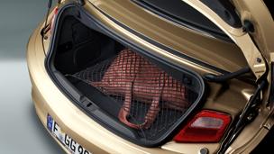 Opel Cascada - Systèmes de transport et de chargement