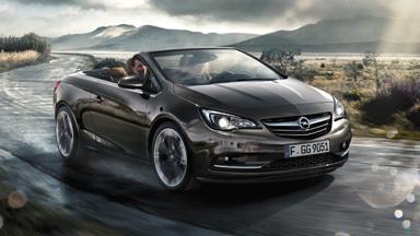 Opel Cascada - Ausgezeichnete Steifigkeit, hervorragende Dynamik