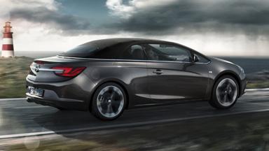Yeni Opel Cascada – Pürüzsüz güç, bitmek bilmeyen tork