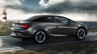 Opel Cascada - Starke Leistung