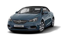 """Opel Cascada"" – Cascada (bazinis modelis)"