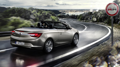 Opel Cascada - Opel Frontkamera