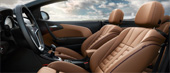Opel Cascada - Pamje te brendshme