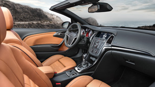 Yeni Opel Cascada - Cosmo