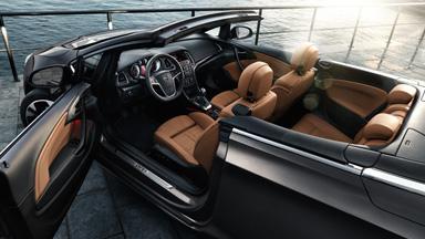 Opel Cascada - EasyEntry