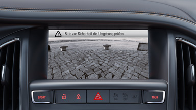 Der Opel Cascada – Sicher einparken und die Lackierung schonen