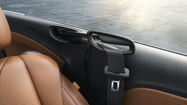 Opel Cascada - Gurtgeber