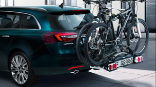 Новый Opel Insignia Country Tourer - Транспортировка и крепежные системы