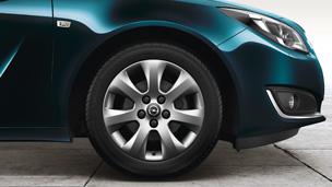 Новый Opel Insignia Country Tourer - Колеса
