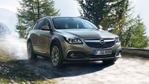 Новый Opel Insignia Country Tourer – Динамические характеристики