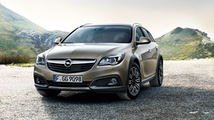 Новый Opel Insignia Country Tourer - Дизайн