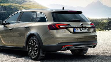 Opel Insignia Country Tourer - Mocny, atletyczny i elegancki