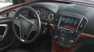 Новый Opel Insignia Country Tourer - Интуитивный интерфейс и информационно-развлекательная система